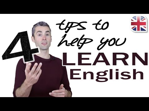 4 Tips to Help You Learn English - How to Learn English