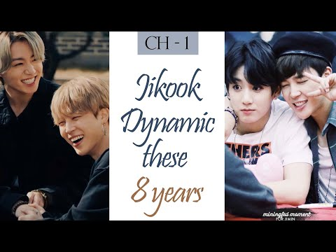 Jikook dynamic from my perspective | 8 years with Jikook | Thanks for 10k subs!